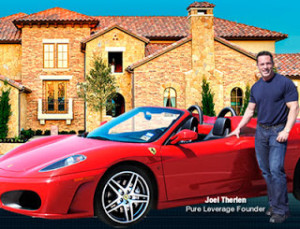 pure leverage joel therien 300x229 Pure Leverage Review   Should You Join Pure Leverage?